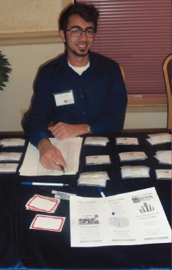 Omar Akhtar, intern