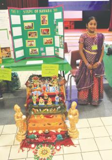 Winner Anika Ravishankar.