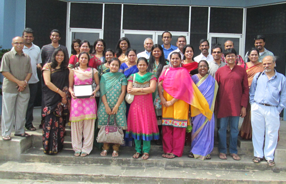 Sri Meenakshi Temple Vedic Heritage School (VHS) Teachers and Volunteers appreciation day, with MTS Board.