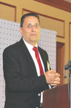 Chief guest, Dr. Hardeep Singh
