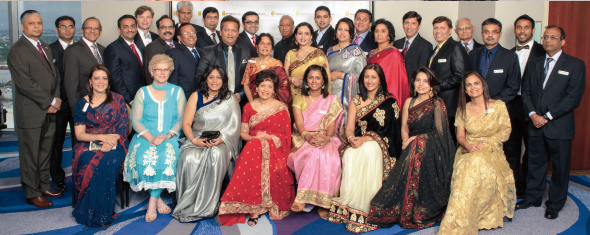 Pratham Houston Board and Gala Chairs and Co Chairs.