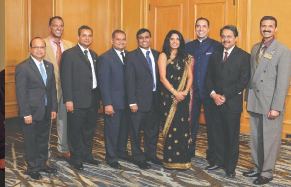 IDA board members.                                Photos: Bijay Dixit