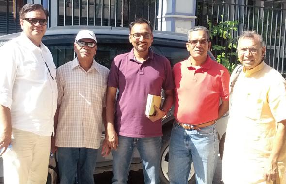 Gujarat Volunteers