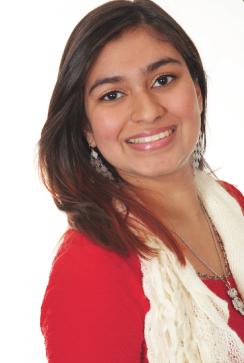 Jahnvi Besherdas