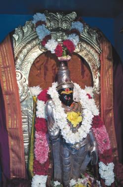 Moola Vigraham of Sri Vasavi Kanyaka Parameswari at Sri MTS