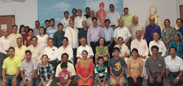 26 organisations participted in the Janmashtami meeting.
