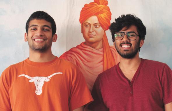 Bharat Pallod and Sagar Patel camp co-directors