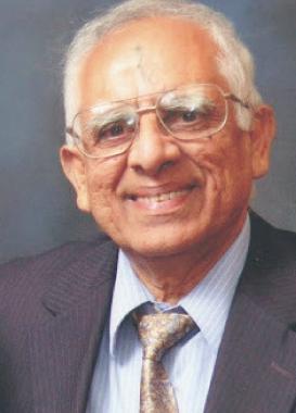Dr S. G. Appan