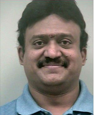 Annamalai Annamalai, the former leader of the now-defunct Hindu Temple of Georgia, shown in this 2009 photo, has been convicted on 34 counts of fraud.