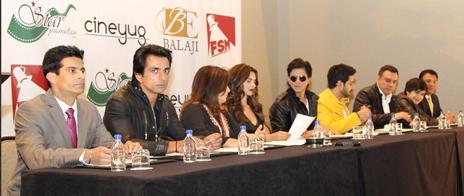 Press conference held on Thursday, September 18. Photos: Meedu's Fotografy