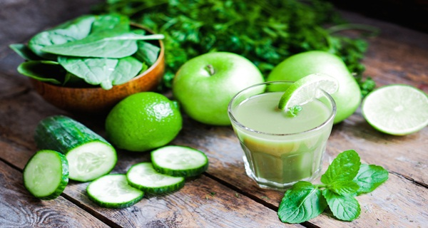 Green-Juice-That-Stops-Headaches-And-Migraines-In-a-Second