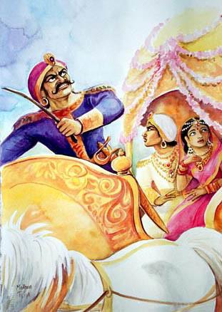 akashvani-kansa-death-devaki-vasudev-wedding