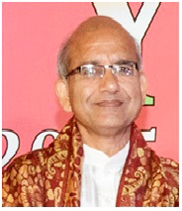 Dr Harish Chandra