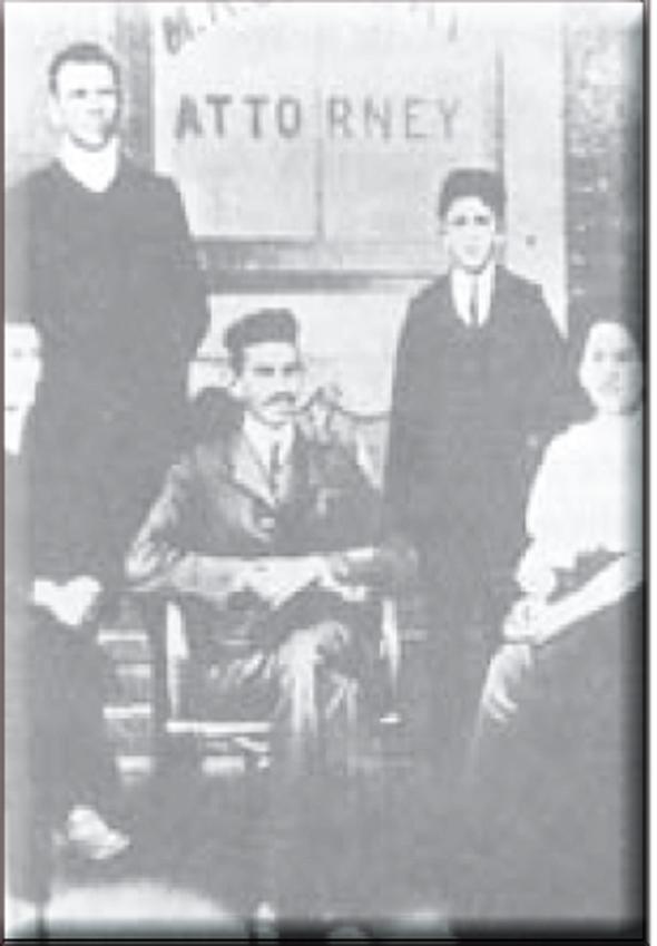 Gandhi in