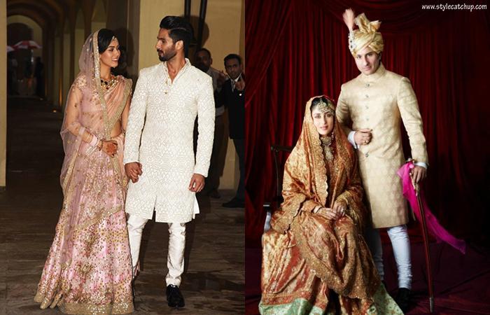shahid-kapoor-mira-rajput-kareena-kapoor-saif-ali-khan-wedding-StyleCatchup-4