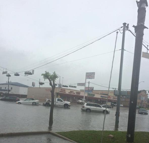 Houston flooding 1