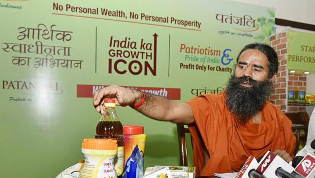 hindustan-patanjali-products-addressing-balkrishna-showing-conference_8d682ee8-781f-11e6-86aa-b218fe1cd668