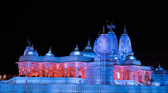 BAPS Shri Swaminarayan Mandir in Stafford