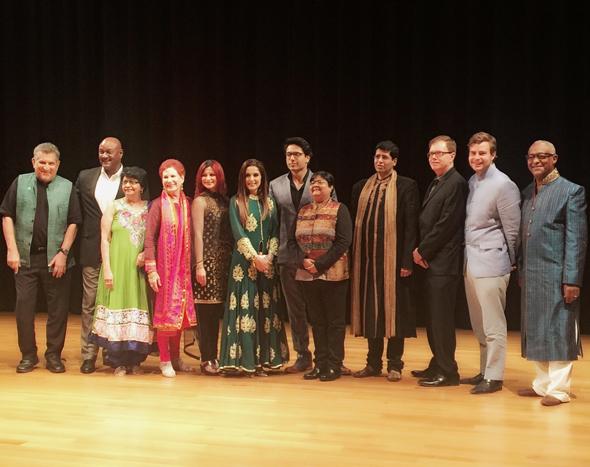 IFFH Board members : From Left; Krishna Giri, James Harris, Parul Fernandez, Ellen Goldberg, Arzan Gonda, Sneha Merchant, Iqbal khan, Sutapa Ghosh, Atul Badwal, Aric Nitzberg, Thierry Rignol, Jose Grinan.