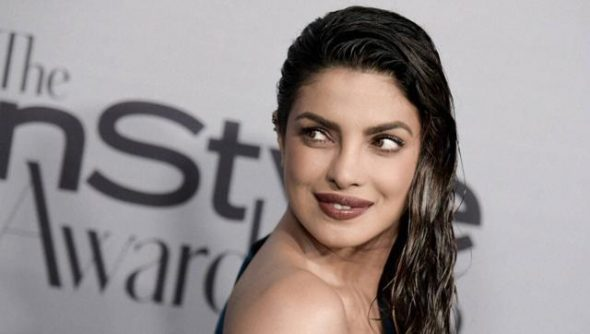 Actor Priyanka Chopra is on a mission to clear misconceptions about Indian artists in the West. (AP)