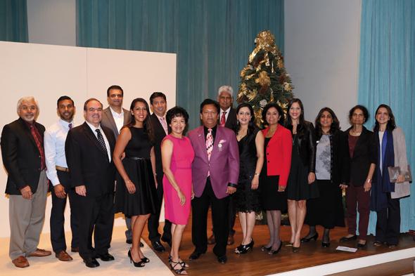 Pratham Houston Board of Directors