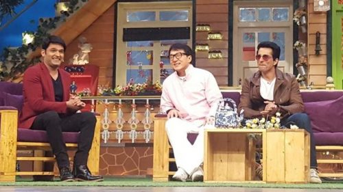 In a short promo released by Sony TV, Jackie Chan turns the table on the host and asks him a question that even Kapil would not have expected.(Colors)
