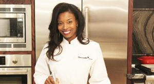 Chef Michelle Morris, Ferguson Enterprise's first in-house chef, will demonstrate the ease of cooking with Thermador appliances. The chef will whip up some tasty dishes four times each day of the show from the Sugar Land Home & Garden Show's Thermador Live Cooking Stage sponsored by Ferguson Bath, Kitchen & Lighting Gallery. Photo: Ferguson Enterprises.
