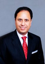 Dr. Arun Pasrija, new TiE Houston President