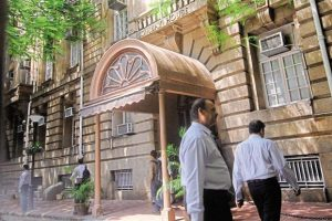 Bombay House in Mumbai. Tata Trusts control two-thirds of Tata Sons and were a prime moving force behind the surprise ouster of Cyrus Mistry on 24 October. Photo: Hemant Mishra/Mint