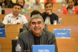 Vishal Sikka, CEO and MD Infosys. Photo: Mint Vishal Sikka, CEO and MD Infosys. Photo: Mint