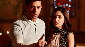 Kaabil movie review: Hrithik Roshan and Yami Gautam play two visually-impaired people in love.