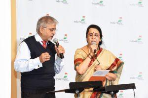 Hemant Bhavsar and Rucha Sheth