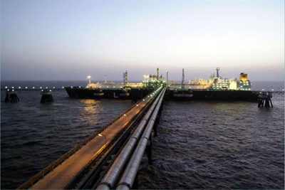 Incremental expansion at Petronet LNG's Dahej terminal to 17.5mt is expected to be completed by fiscal year 2019.