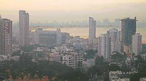 In Mumbai localities like Bandra, Juhu, Goregaon, Parel, Worli, Palm Beach Road were named as the richest