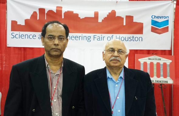 Shankar Roy and Ravi Arora.