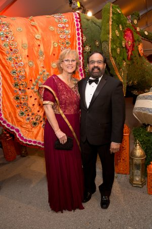 Angela and Chowdary Yalamanchili
