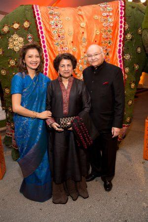 Nalini and Dr. Virendra Mathur