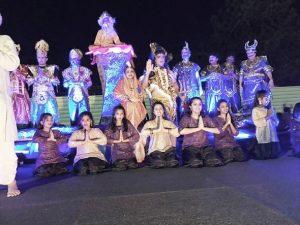 Drama performed by Kalakriti Performing Arts