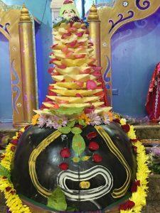 Ghee Kamal (butter carved as lotus)