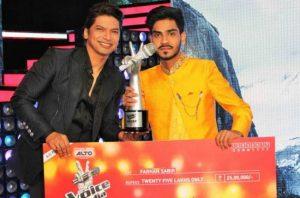 The Voice India Season 2 Winner_Farhan Sabir from Team Shaan