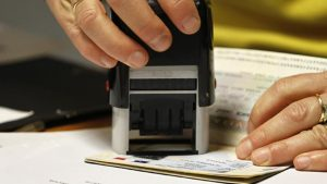 The US Citizenship and Immigration Services (USCIS) announced that in order to clear a backlog of regular H-1B visa applications, it is suspending for six months a programme. (Reuters File Photo)