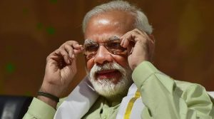 """PM Modi on Mann ki Baat: """"We live in the 21st Century. Everyone wants a change for betterment — for a new India."""" (Source: PTI)"""