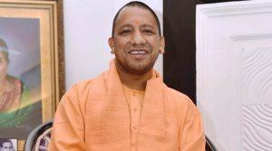 Chief Minister of Uttar Pradesh, Yogi Adityanath. Uttar Pradesh Chief Minister Adityanath Y