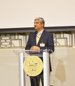 Dr. Karun Sreerama