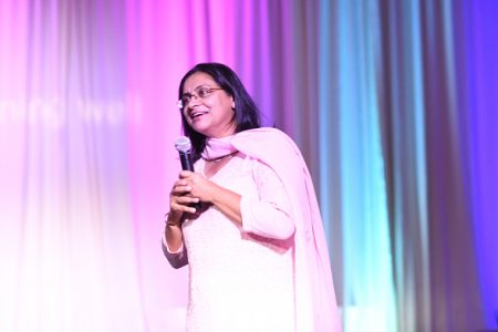 CEO ofPratham India, Dr. Rukmini Banerji.