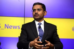 TCS, which was reporting its first quarterly earnings under new chief executive Rajesh Gopinathan, said revenue rose 4.2% year-on-year to Rs29,642 crore Photo: Abhijit Bhatlekar/Mint