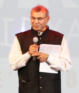 Ekal Vidalaya Foundation USA founder Ramesh Shah