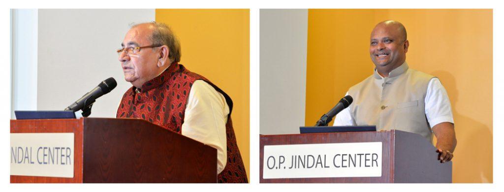 Bal Sareen and Dr. Anupam Ray
