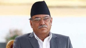Prime Minister Prachanda on Saturday appealed to the voters to use their sovereign voting rights by casting votes. (Source: Reuters Image))