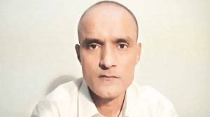 "Kulbhushan Jadhav, 46, was sentenced to death by a military court in Pakistan for ""espionage and subversive activities (File Photo)"